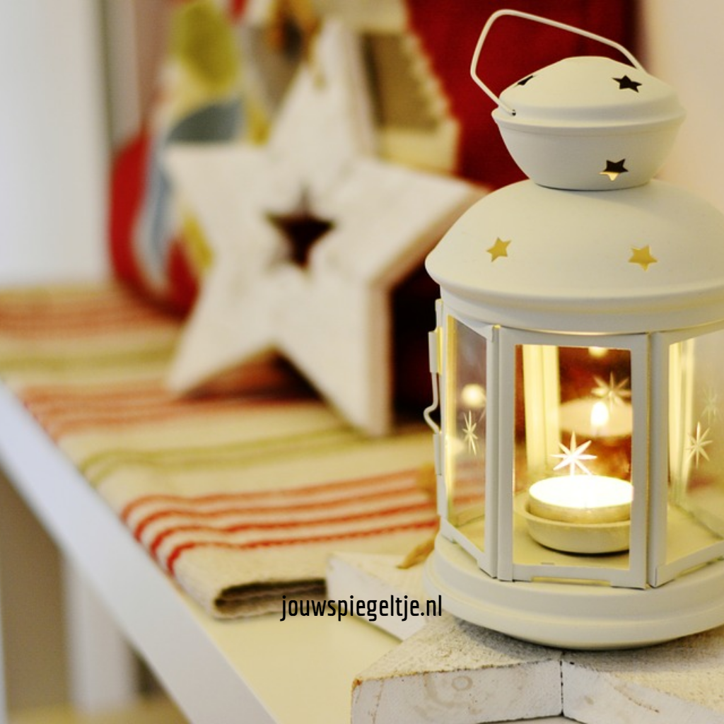 Kerststress tips om de van de feestdagen te genieten, foto op de voorpagina!